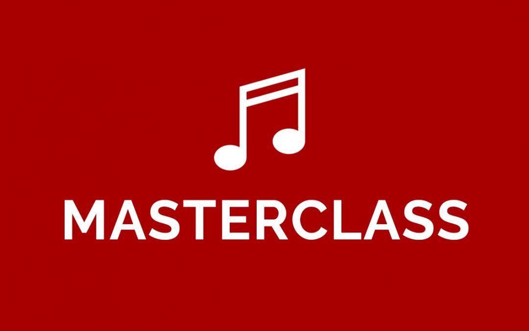 20 et 24/06/18 – Master class