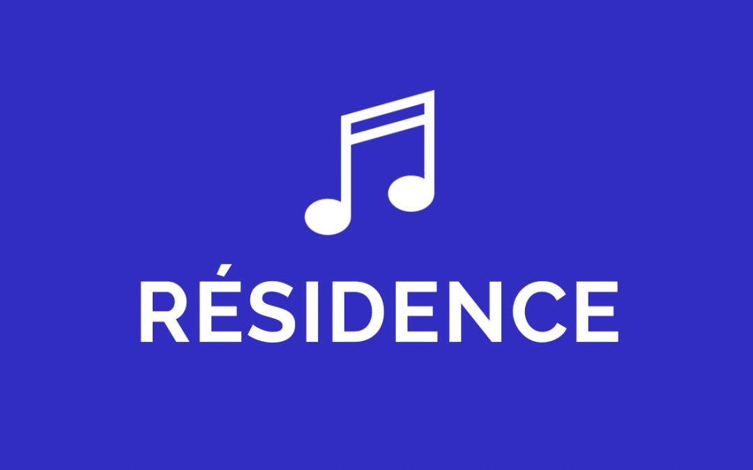 03 au 08/09/18 – RÉSIDENCE
