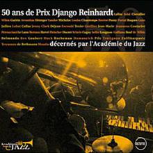 50 ans de prix Django Reinhardt