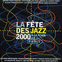 La fête des Jazz 2000 (en public)